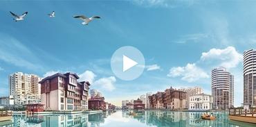 Bosphorus City'de 10 bin kişi yaşayacak