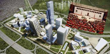 İstanbul Finans Merkezi için yatırım teşviki