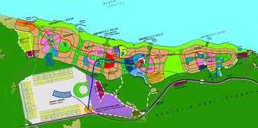 İşte İstanbul'a kurulacak yeni şehir
