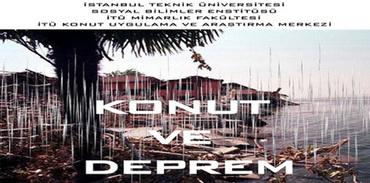 İTÜ'den Konut ve Deprem Yüksek Lisans Programı