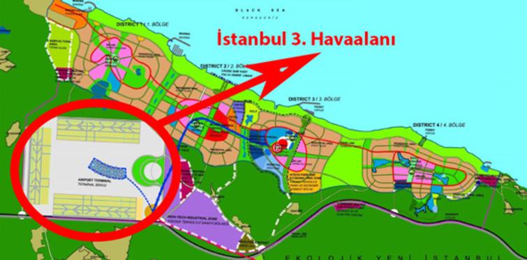 3. Havaalanı ihalesi Eylül'de yapılacak