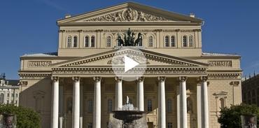 Bolşoy Tiyatrosu Grohe ile yenilendi