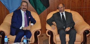 İnşaatçının Libya'daki alacakları ödenecek
