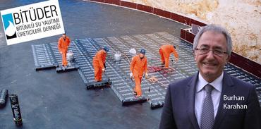 BİTÜDER'in yeni başkanı Burhan Karahan