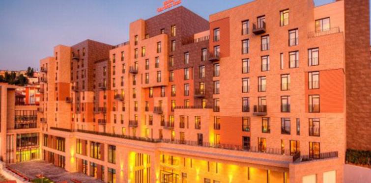 Hilton Garden Inn, dünyada  ilk 15'de