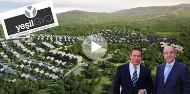 """Yeşil GYO'dan Körfez'e """"yeşil villa"""" projesi"""