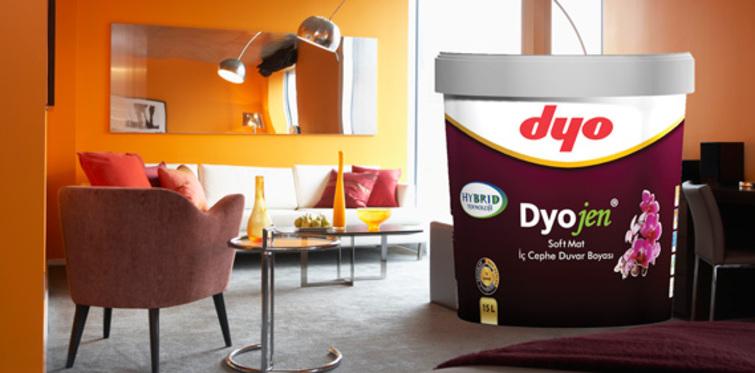 Dyo'dan renk ve boya önerileri