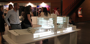 Garanti Bankası Teknoloji Kampüsü Sergisi başladı