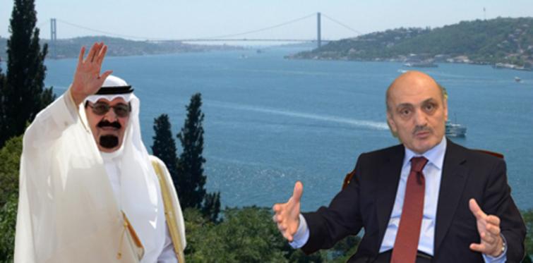 Bayraktar'dan Kral Abdullah açıklaması