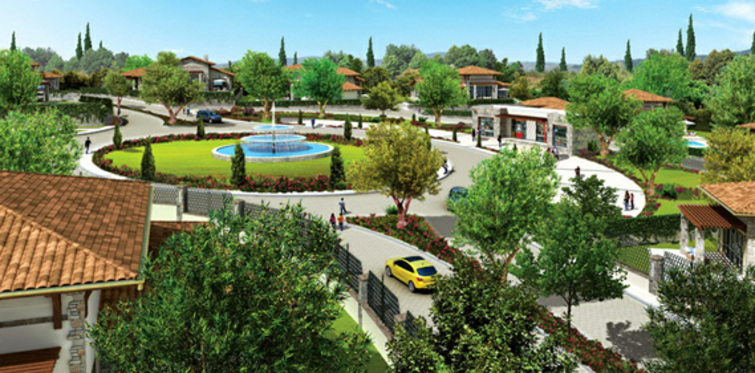 Park Village'de Decopark ve Ecopark