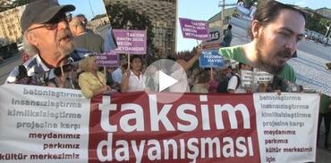 Taksim Projesi'nde geri sayım başladı