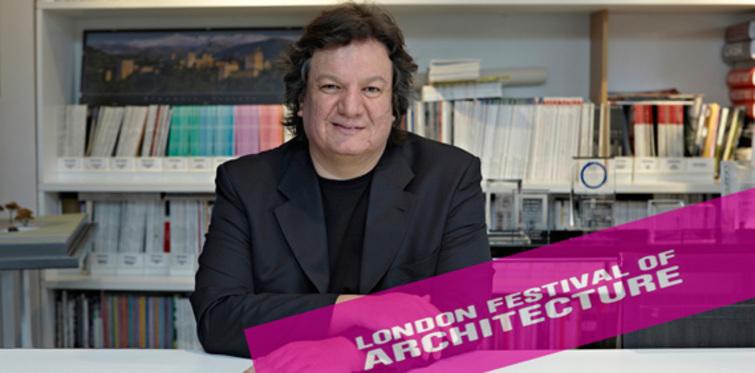 Emre Arolat, Londra Mimarlık Festivali'nde