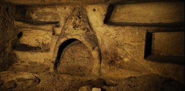 Kentsel Dönüşüm, Kapadokya'da 'saklı şehir' buldu
