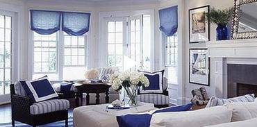Deko Trend öneriler: Evimizde mavi – beyaz yaz şıklığı