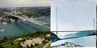 3. köprü'nün ilk taslak projesi hazır