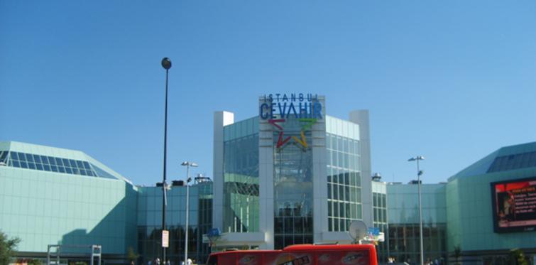 Cevahir Holding'den Makedonya çıkartması