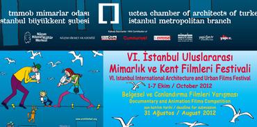 Mimarlık dünyasının 6. Kısa Film Yarışması