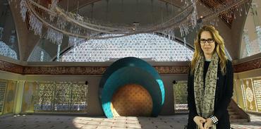 Körfez camilerine Türk tasarımı