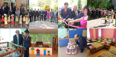 Ukrayna'da sosyal sorumluluk projeleri