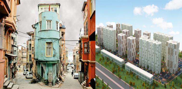 Kentsel Dönüşüm 20 yıl sürecek