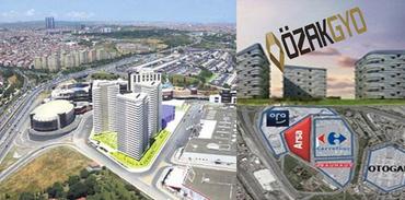 Özak GYO'dan yeni projeye 30 milyon dolar kredi