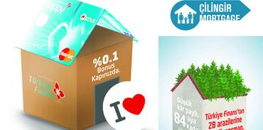 Ev almak için Çilingir Mortgage
