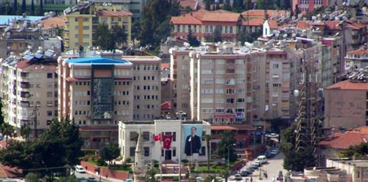Halepliler, Hatay'da kiralık ev bırakmadı
