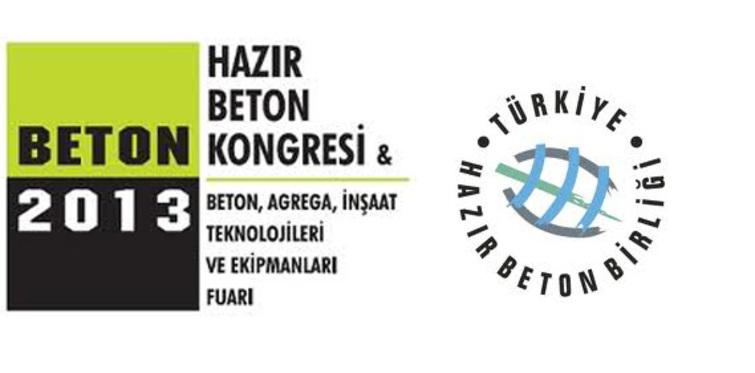 İnşaat sektörü Beton 2013'te buluşacak
