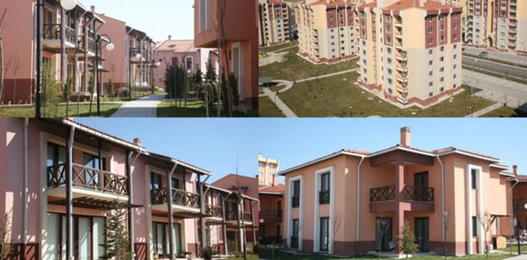 Emlak Konut'un modern projesi Burgazkent