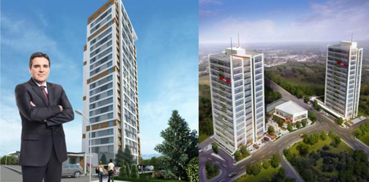 İz Tower ve İz Park'a yatırımcı ilgisi büyük
