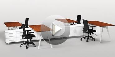 Ofiste sınır tanımayan kombinasyonlar