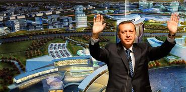 'İki Şehir'den biri Tuzla'da kurulacak