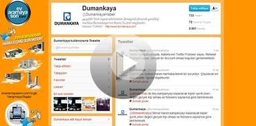 Dumankaya, Evaramayason'dan twitter kampanyası