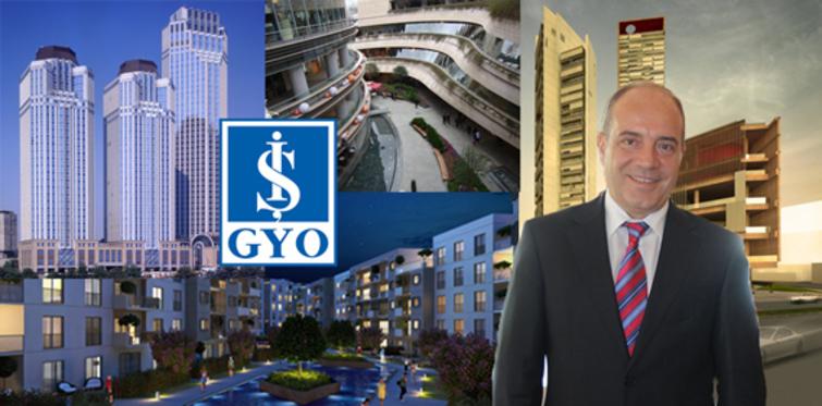 İş GYO'dan 50 milyon dolarlık sendikasyon