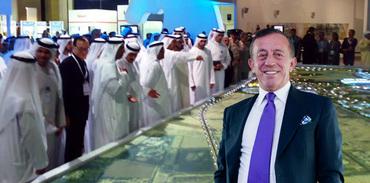 Ağaoğlu Maslak projesini Dubai'de açıklayacak