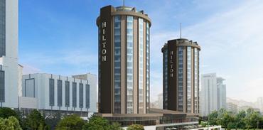 Hilton Worldwide, Kozyatağı'nda