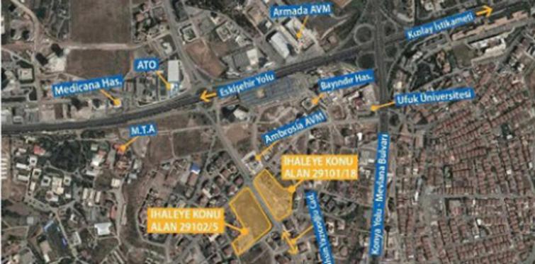 TOKİ'den Ankara'da dev ihale