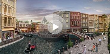 Via/Port Venezzia'da peşin alımda yüzde 8 indirim