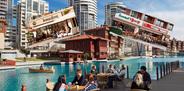 Yeni çekim merkezi Ortaköy Çarşı