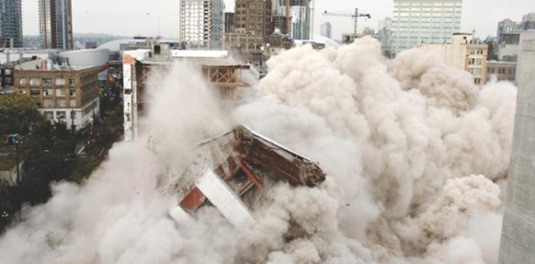 İstanbul'da hangi binalar yıkılacak?
