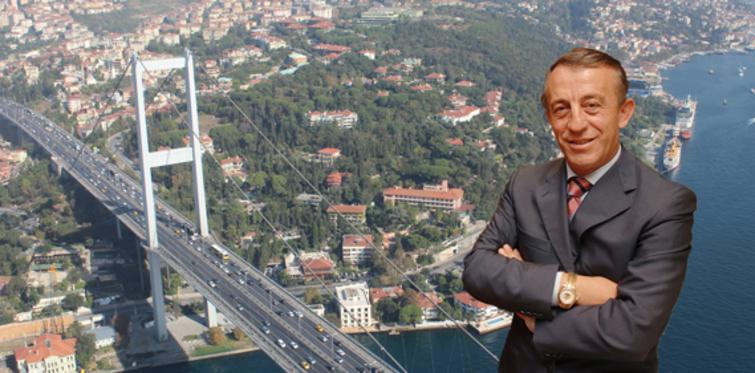 Alarko arazisi Ağaoğlu'nda