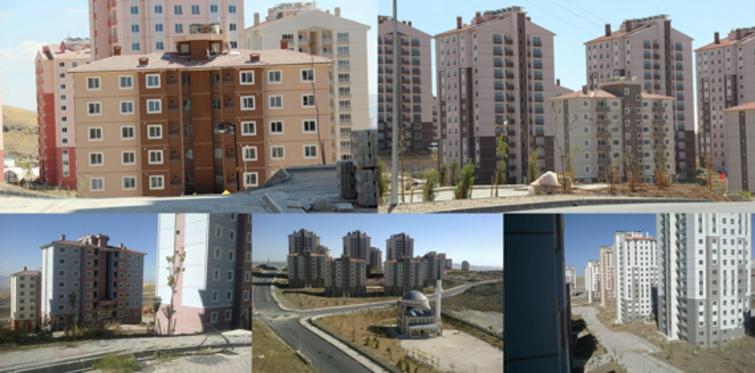 Ankara'nın uydu kenti kapılarını açıyor