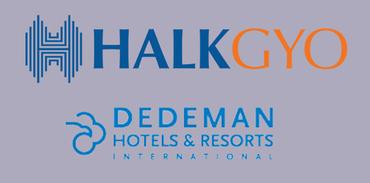 Halk GYO'dan Turistik tesis adımı