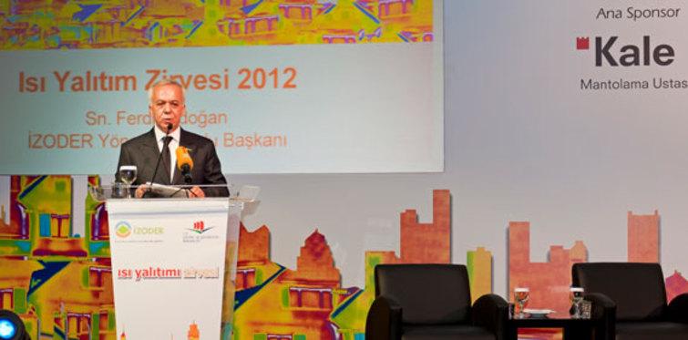 Isı Yalıtımı Zirvesi İstanbul'da gerçekleşti