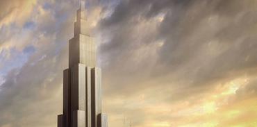 En yüksek bina Çin'e inşa edilecek