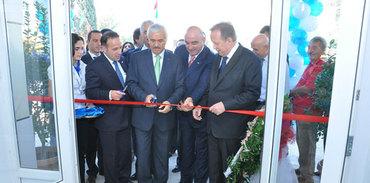 Demirdöküm Azerbaycan'da
