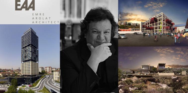 EAA'ya Dubai Cityscape'ten 3 ödül
