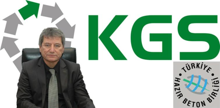 KGS Belgeli beton kullanımı önemli
