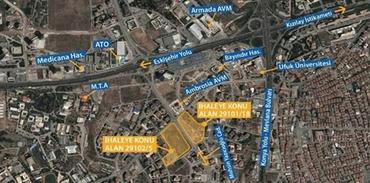 Çukurambar'a 275 milyon TL'lik teklif