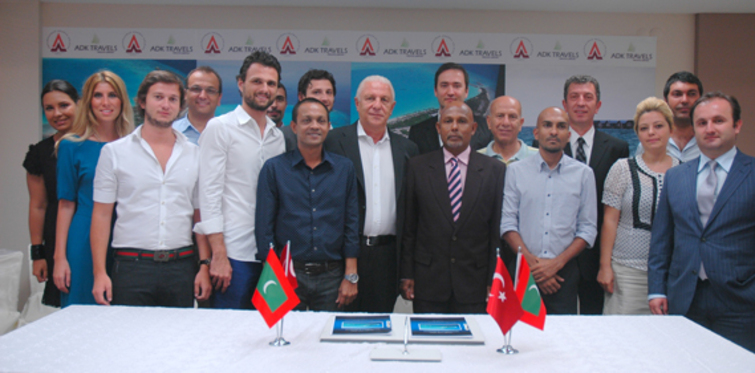 Maldivlere dev otel yatırımı